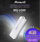 ESONIC Voice Recorder 4GB USB Memory Stick Type Minimalism Korean Brand E_n