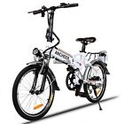 18.7inch 26inch Electric Folding Mountain Bike Cycling Bicycle with MY8L02