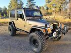 2004 Jeep Wrangler Unlimited LJ 2004 Jeep Wrangler Unlimited LJ