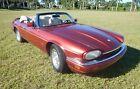 1994 Jaguar XJS  1994 JAGUAR XJS CONVERTIBLE, 12-Cylinder, 6.0 Liter - Flamenco Red - Rare!