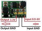 Input DC 0.8 ~ 6V 1.5V  to 3.3V Buck-Boost DC DC Converter Board Power Module