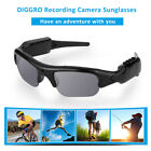 DIGGRO Fashionable Hands-Free HD Video Recorder Camera Sunglasses Bluetooth Gift