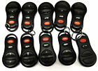 Lot or 10 OEM Chrysler GQ43VT17T keyless entry remote control transmitter FOB
