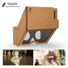 HoloKit: Cardboard-like Augmented / Mixed Reality Headset For Everyone. Compatib