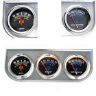 """3in1 Triple Gauge Kit 2"""" Ammeter+Water Temp +Oil Pressure Auto Gauge Meter"""