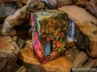 NOVA Stab Wood Hybrid 20700 Full Mech Mod SS Squonk Multicolor Swirl
