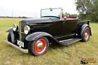 """1931 Ford Model A Roadster Pick-Up - Convertible 1931 Ford Roadster Pick-Up All Steel Tri-Power V8 700R4 Ford 8"""" Soft Canvas Top"""