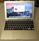 "Mid 2013 Apple MacBook Air 11"" - Intel Core i7 @ 1.7 GHz CPU, 8GB RAM, 256GB SSD"