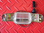 CAMARO CHEVY CHEVROLET LICENSE LAMP REAR BUMPER MOUNT NEW REPRODUCTION M1618