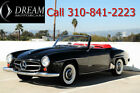 1959 Mercedes-Benz 190SL  Rotisserie Restoration Low Miles 2 dr Convertible Unspecified Gasoline 1.9 L STR