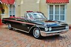 1962 Ford Galaxie 500XL Sunliner Convertible 390 V8 Buckets Console 390 V8 Automatic Power Steering Power Top Dual Exhaust
