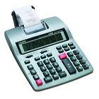 Printing Calculator Desktop Business 2 Color Large Display Cost Sell Margin New