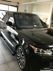 2016 Land Rover Range Rover Black Wood Range Rover SuperCharged LWB