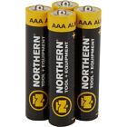 Northern Tool + Equipment AAA Alkaline Batteries - 4-Pk.