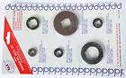 K&S Technologies Engine Oil Seal Kit 50-1050 0935-0601 14-0691