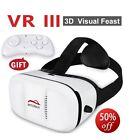 Upgraded 3D VR Movie Visor Version Virtual Reality Glasses Innovative Design