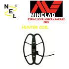 NEL 12.5×8.5 inch DD Hunter Coil for Minelab FBS Metal Detectors