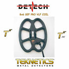 Detech SEF Pro 8×6″ coil for Teknetics T2/T2LTD Metal Detectors