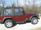 2003 Jeep Wrangler SE 2003 Jeep Wrangler SE 71,800 miles 4 cylinder with cruise and air