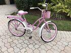Cruiser Bicycle, Schwinn Destiny 24-Inch Pink