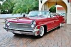 1959 Lincoln Continental Mark IV Convertible Absolutely Gorgeous! Power Steering, Brakes, Windows, convertible Top
