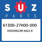 61300-27H00-000 Suzuki Housing, Rr Axle, r New Genuine OEM Part