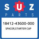 18412-43G00-000 Suzuki Spacer, Starter Cup New Genuine OEM Part