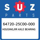 64720-25C00-000 Suzuki Housing, Rr Axle Bearing New Genuine OEM Part