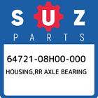 64721-08H00-000 Suzuki Housing, Rr Axle Bearing New Genuine OEM Part