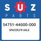 54751-44G00-000 Suzuki Spacer,fr axle 5475144G00000, New Genuine OEM Part