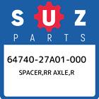 64740-27A01-000 Suzuki Spacer,rr axle,r 6474027A01000, New Genuine OEM Part