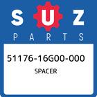 51176-16G00-000 Suzuki Spacer 5117616G00000, New Genuine OEM Part