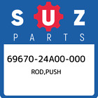 69670-24A00-000 Suzuki Rod,push 6967024A00000, New Genuine OEM Part