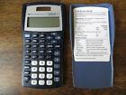 Texas Instruments 30XIIS/TBL/1L1/AX Calculator