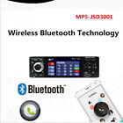 "4.1"" Car Radio Audio Bluetooth Autoradio Stereo MP5 MP4 USB MP3 TF 1 Din In Dash"