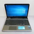 SONY VAIO SVE151D11L CORE I5 6GB RAM 750GB HDD Win10 Laptop #10562