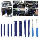 10Pcs Universal Panel Removal Open Pry Tools Kit Car Auto Dash Door Radio Trim