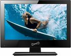 """Supersonic SC-1311 13.3 """"  720p LED TV 60Hz  AC / DC W/Car Adapter SC1311 NEW"""