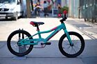 Cannondale Trail Singlespeed 16 Inch Kids Bike in Turquoise