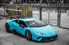 2018 Lamborghini Huracan  2018 Lamborghini Huracan Performante - Only 1 in US in this color