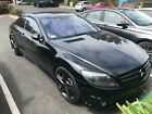 2008 Mercedes-Benz CL-Class black CL63 AMG 2008 Mercedes Benz Upgraded Exhaust and Sound.  Runs Like NEW!