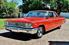 1963 Ford Galaxie 500 Fastback Z Code 390 V8 Absolutely Gorgeous! Power Steering & Brakes Cruise-o-Matic Transmisison Great Sounding Dual Exhaust