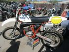 1982 KTM MX250  1982 KTM MX250 MOTORCYCLE