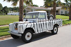 """1965 Land Rover 109"""" Series II A Pick up 1965 Land Rover 109"""" Series II A / 2A 4X4 Diesel 109"""" Chasis"""