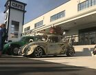 1969 Volkswagen Beetle - Classic Stainless early model 1969 Vw beetle patina lowered fully customized