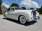 1956 Bentley S1 Series Saloon Limo Bentley S1 Sedan - Modern A/C, Radio, Auto Trans, Lesther - Restored and DD