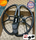 "NEL TORNADO 12""x13"" DD coil Fisher F2,F4 Bounty Hunter Discovery 1100/2200/3300"