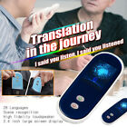 2.4'' Smart Voice 28 Languages Instant AI Translator Pocket Real Time Speech