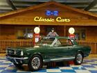 Mustang One Owner 1966 Ford Mustang GT Coupe ONE OWNER – Ivy Green
