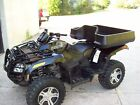 2010 Arctic Cat TRV 1000 H2 4X4, EFI, 2up seating or utility box, NEEDS WORK!!
